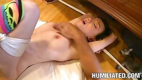Jenny Anderson pounded hard and fast wet pussy