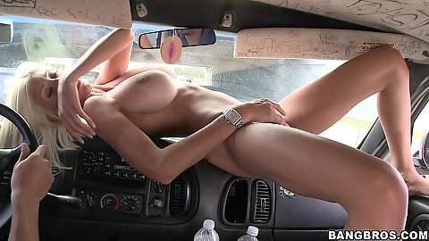 Puma Swede hangs out of bangbus