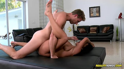 Doggy style penetreation for all natural Talorr