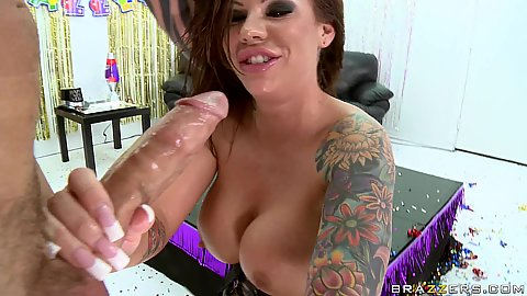 Mason sucks cock ass to mouth and cowgirl anal