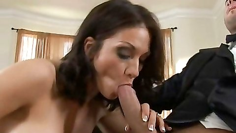 Hot busty milf finally gets the sex that she deserves