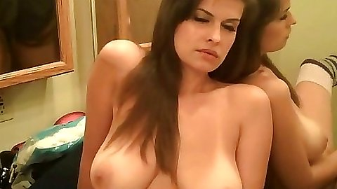 Close up busty milf gf fingering and touching herself