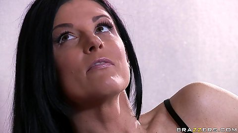 India Summer sucking some cock on bed