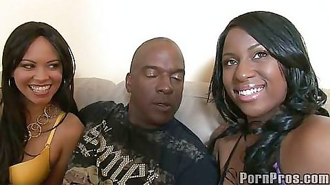 Brianna Blair and Desire and a large black cock