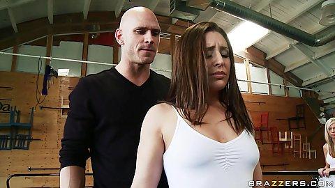 Gracie on pornstars like it big