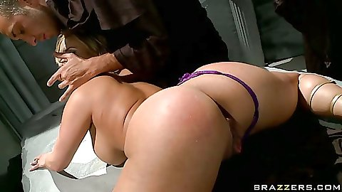 Shyla stylez gets her ass anus sacrificed