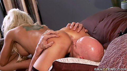 69 pussy eating and finger up Helly Mae Hellfire ass