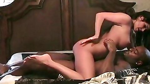 Savannah Stern sitting on cock