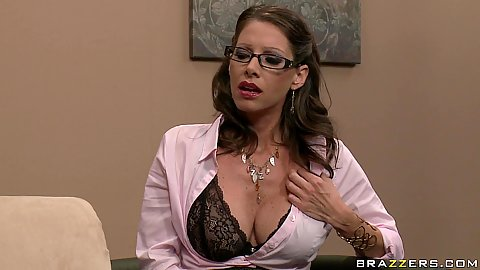 Milfs like it big with hot as Dr Angel