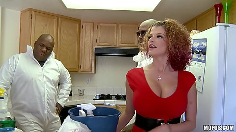 Joslyn is a milf loving huge black cock