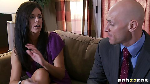 Milfs like it big with India Summer going through divorce