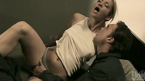 Sexy jessica drake in passionate love making scene