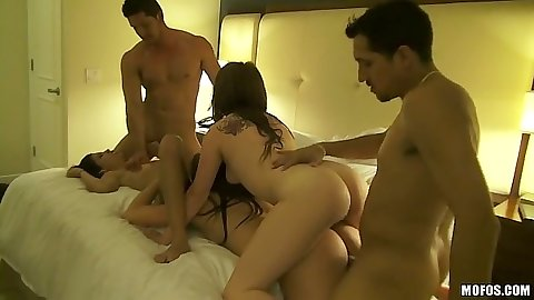 Real slut party with Jordana Heat and Hayden Bell