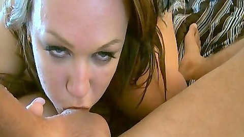 ChloeRexgf sucking on boyfriends cock and then rearn entry fuck