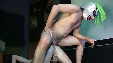 Maledom fucking Jennifer Dark with rough anal pile driver and doggy