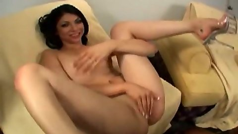 Fucking small tits Soma on the touch in a threesome