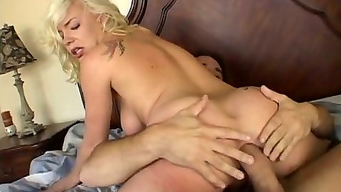 Cowgirl and gaping anus with Missy Monroe getting deep anal sex