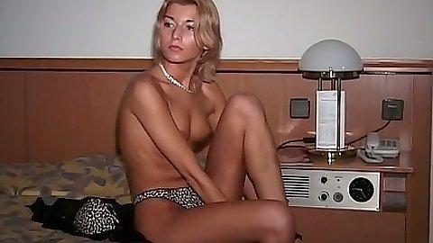 Tamara N-Joy amateur first sex video and blowjob