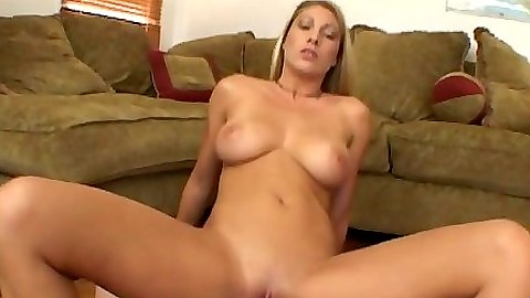 Reverse cowgirl pov sex with shaved pussy all natural tits Tiffany Six