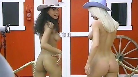 Nice ass Silvia Saint and Dee are two babes looking for black cock
