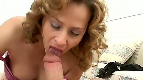 Big dick pov blowjob with Payton Leigh licking the head