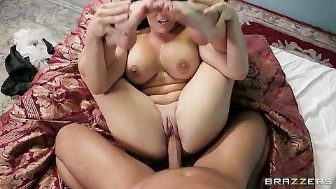 Pov sex with front penetration for big tits mad Mackenzee Pierce