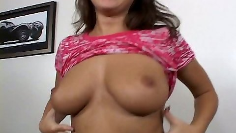 Big tits college chick Lizz Tayler undresses and spreads legs