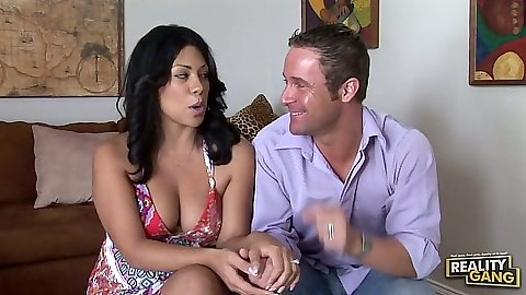 Sexy milf Kylee King and Cassandra Cruz need action