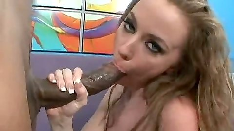 Big dick blowjob and cowgirl cock climbing