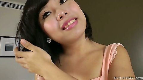 Asian Ying is a transsexual with nice cock
