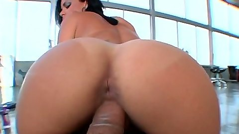 Reverse cowgirl pov sex with sexy Mia