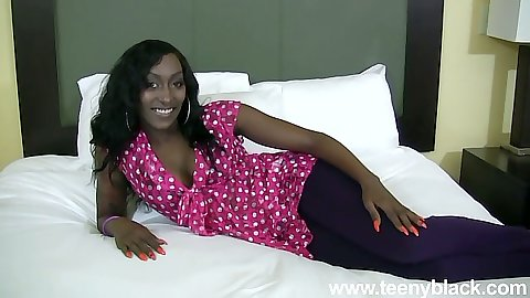 Black girly Jayden Rose interview solo