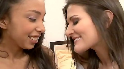 Teen lesbian and older girl Alexis Love & Austin Kincaid
