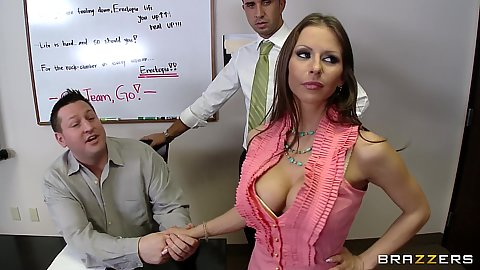 Rachel Roxxx is a bad worker that may get fired