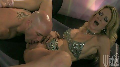 Pussy licking stripper jessica drake