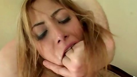 Rough sex with latina getting anal and deep throat with gaggin