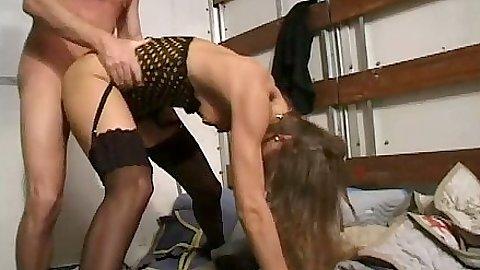 Standing fuck lingerie sex with Zarah Lee