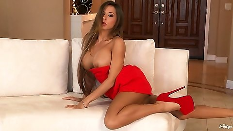 Undressing Madison Ivy looking hot as always