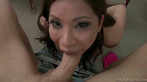 latina blowjbo with Aleksa Nicole