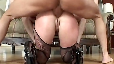 Anal sex with blonde girl pounded like a whore Flower Tucci