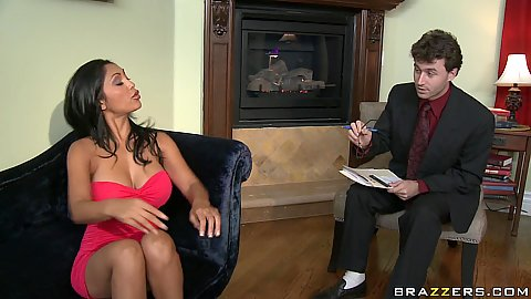 Priya Rai exposes her problems to a shrink