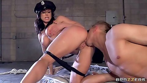 Ass licking milf fuck with Kendra Lust