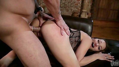Dani Daniels gets fucked from behind and sits on that rod during appointment only