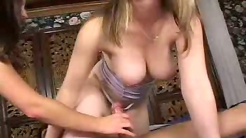 Teen violations in threesome and cowgirl riding action