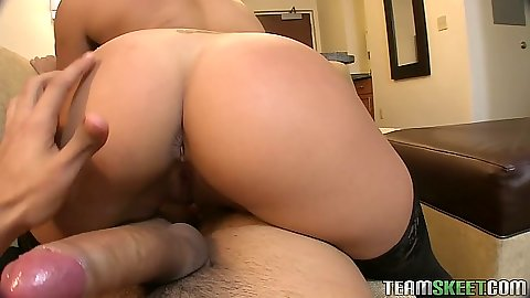 Great ass asian on dick with pov first sex video from new comer Mia Li