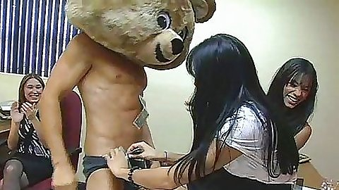 Casual friday and Dancing bear is invited