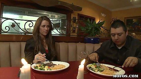 Waitress gets her revenge on a bad customer