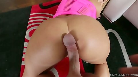Pov big dick and crack from from lovely blonde Summer Brielle