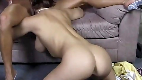 Mature lesbian Ruby and Sydnee Steele getting naughty with sex toys
