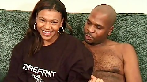 Ebony Diamond is a cute little amateur girl in 69